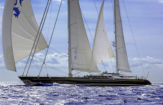 Salperton at Mallorca Superyacht Cup