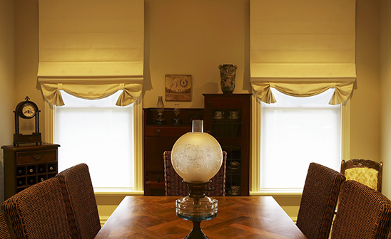 Roman shades by the Roman Empire Victoria